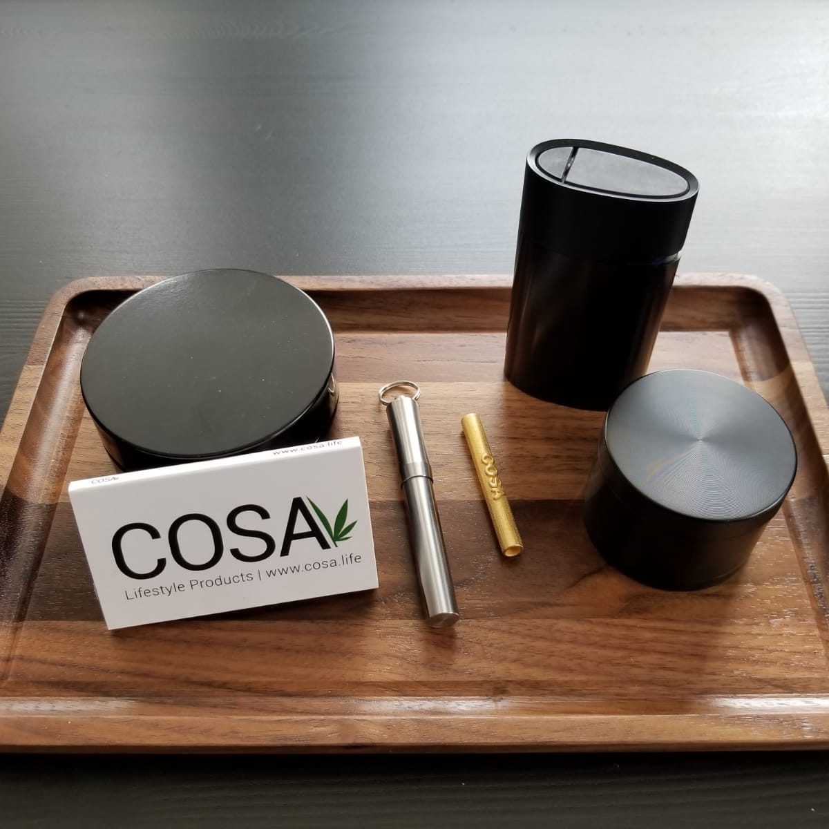 COSA dry-herb kit